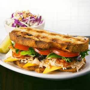 Cranberry Club Sandwich