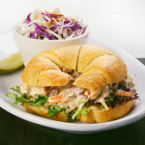 Roasted Chicken Salad Sandwich