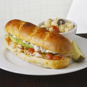 Southwest Turkey Sandwich