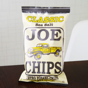 Joe Kettle Chips